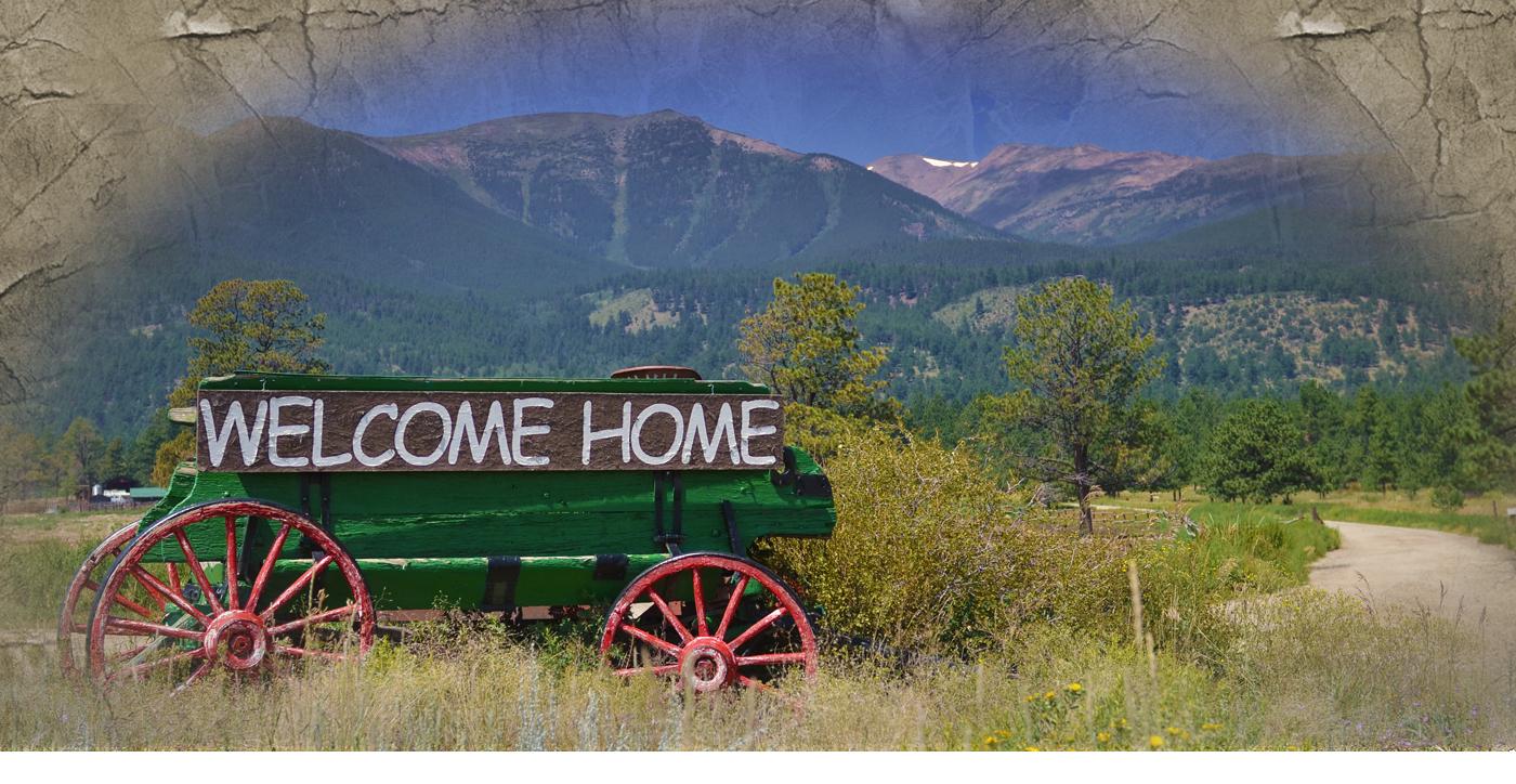 Welcome Home - A/U Ranches Program Calendar