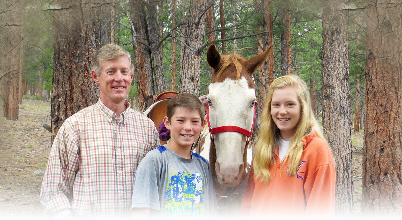 Family Camp at the A/U Ranches