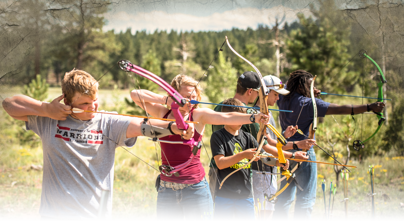 Scouting and Merit Badges at the A/U Ranches