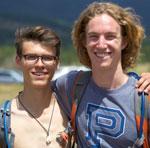 Wyatt and Austin