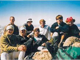 A/U Ranches 2003 staff