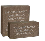 Sample Bricks