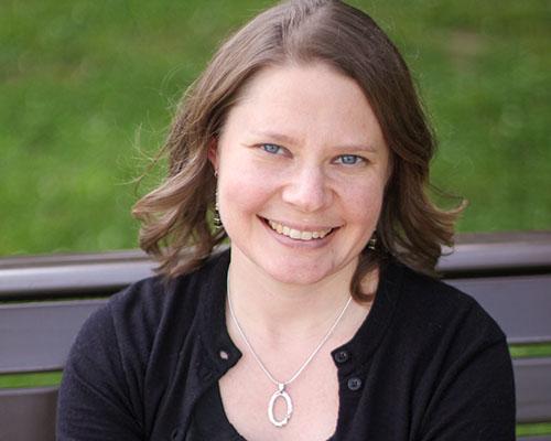 Sarah Andrews - Alumna