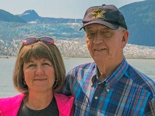 A/U Ranches alumna and husband